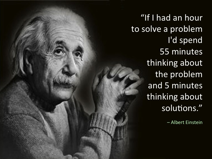 Einstein solving