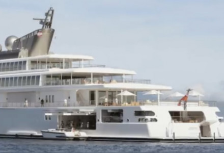 Obama Super Yacht