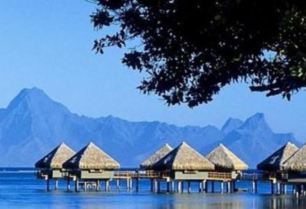 Tahiti Blue Frontiers