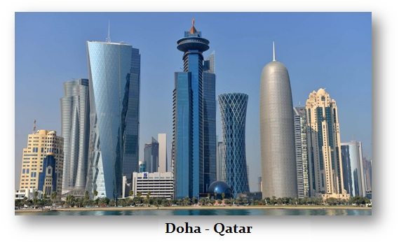 Qatar & the Rising Tensions in the Middle East – On Schedule ...